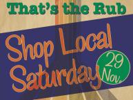 Shop Local Saturday, Bloomington, Indiana